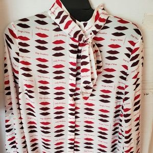 Beautiful blouse by Banana Republic